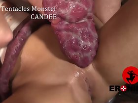 The Tentacles Bestial Candee Licious
