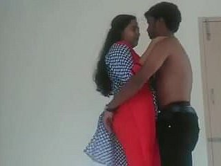 Indian Mallu Nurse Dilute Lovemaking with respect to Room.